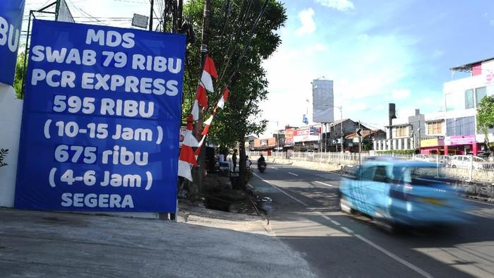 Kemenkes Klaim Harga Tes PCR di Indonesia Termurah Se-ASEAN, Benarkah?