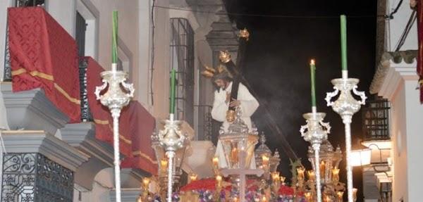 Padre Jesús de la Victoria presidirá el martes el Vía Crucis de Moguer