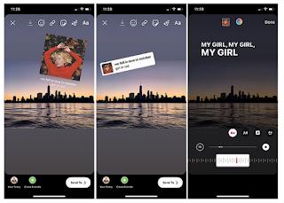 Cara Menambahkan Musik di Instagram Story dan menggunakan stiker Musik Instagram Story