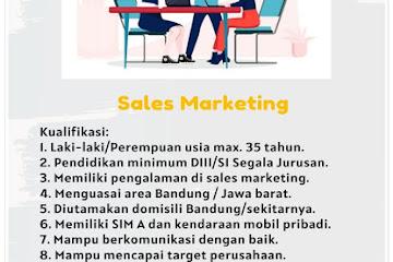 Lowongan Kerja Sales Marketing Liebel