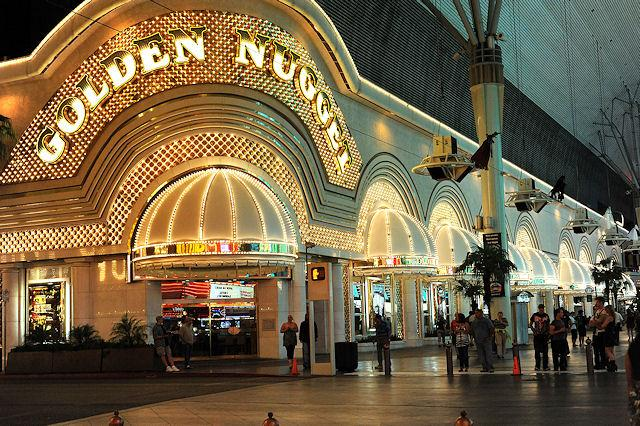 Casinos & Hotels at Fremont Street