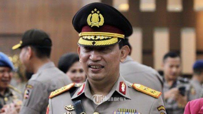 SOSOK Komjen Listyo Sigit: Dekat dengan Jokowi, Mantan Ajudan Presiden & Kini Calon Tunggal Kapolri