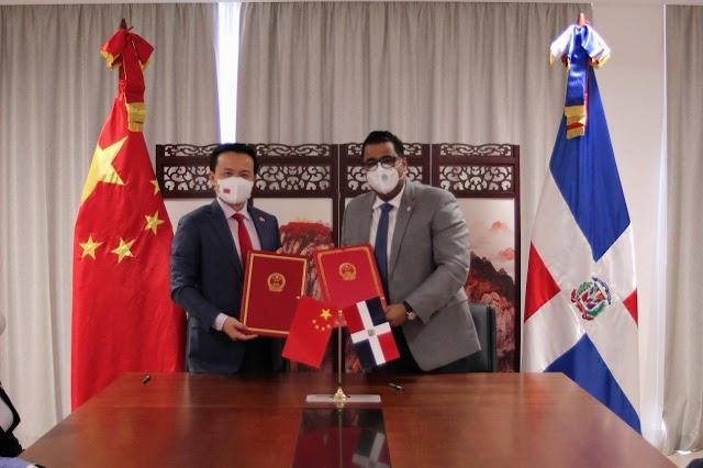 La Embajada de la República Popular China dona USD$20,000 a la Provincia San Cristóbal, República Dominicana, para la promoción del juego de ajedrez.