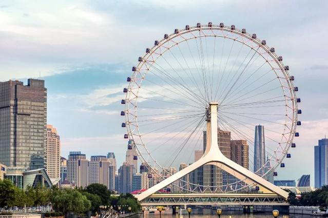 เทียนจินอาย (Tianjin Eye: 天津之眼)