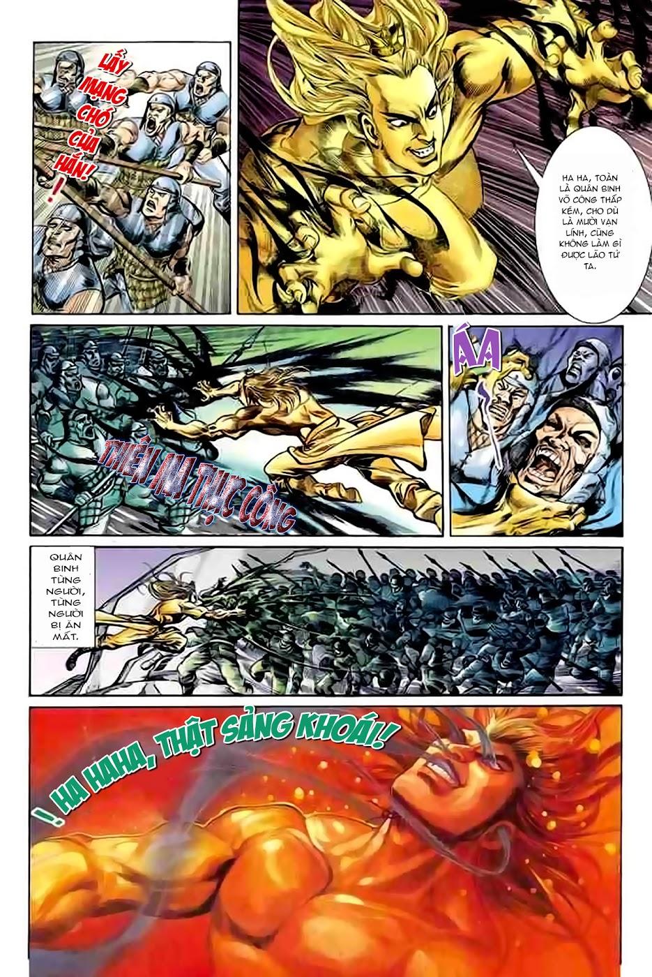 Cơ Phát Khai Chu Bản chapter 92 trang 4