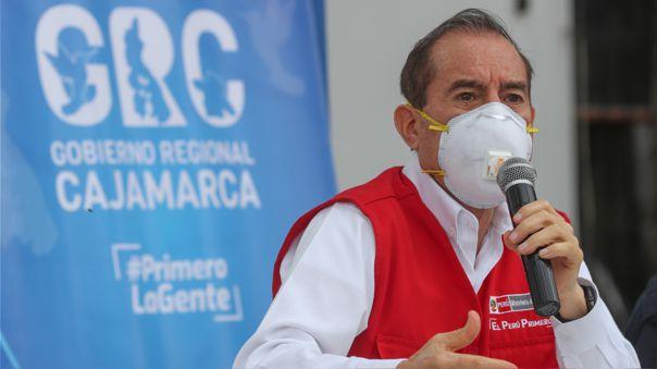 ¿Por qué el Ejecutivo y Lesgislativo hablan bien de Cajamarca?