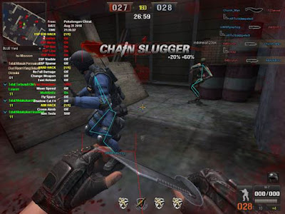 14 September 2018 - Ferrum 9.0 PBEVO Indo VIP Full CIT Gratis & Point Blank Philippines Quick Change, Jump, Map Bug, No Reload