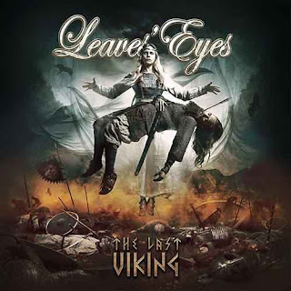 "Ο δίσκος των Leaves' Eyes ""The Last Viking"""