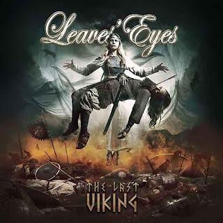 """Ο δίσκος των Leaves' Eyes """"The Last Viking"""""""