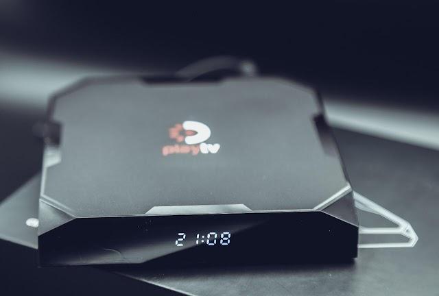 Play TV Novo Lançamento Confira a Configuração e Primeiras Imagens - 29/01/2020