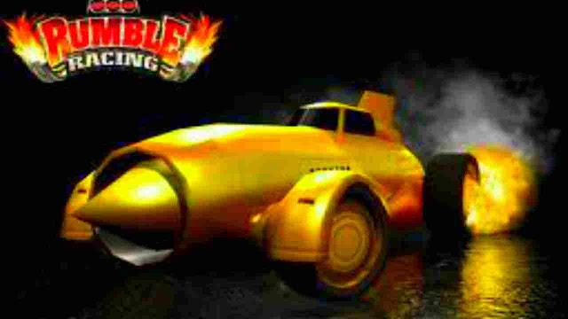 Cheat Membuka Semua Mobil di Rumble Racing PS2