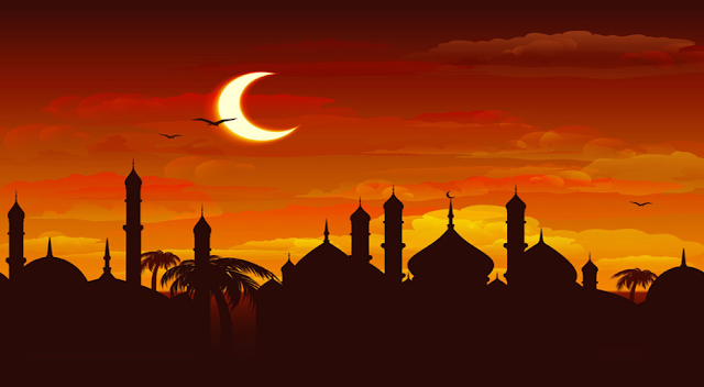 In which Islamic month was Pakistan founded?