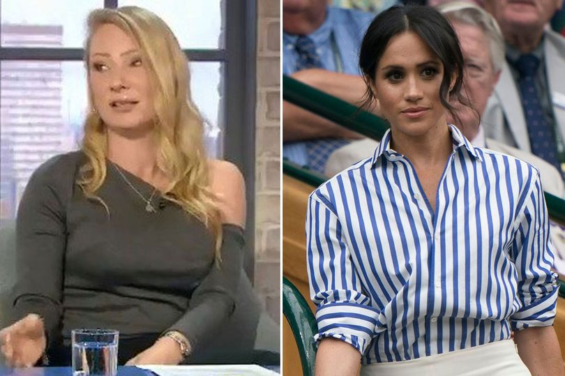 Jeremy Vine panelist accuses Meghan Markle of 'domestic abuse'