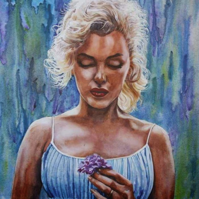 Ботанические и цветочные картины. Zoe Norman