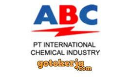 Lowongan Kerja PT International Chemical Industry (INTERCALLIN)