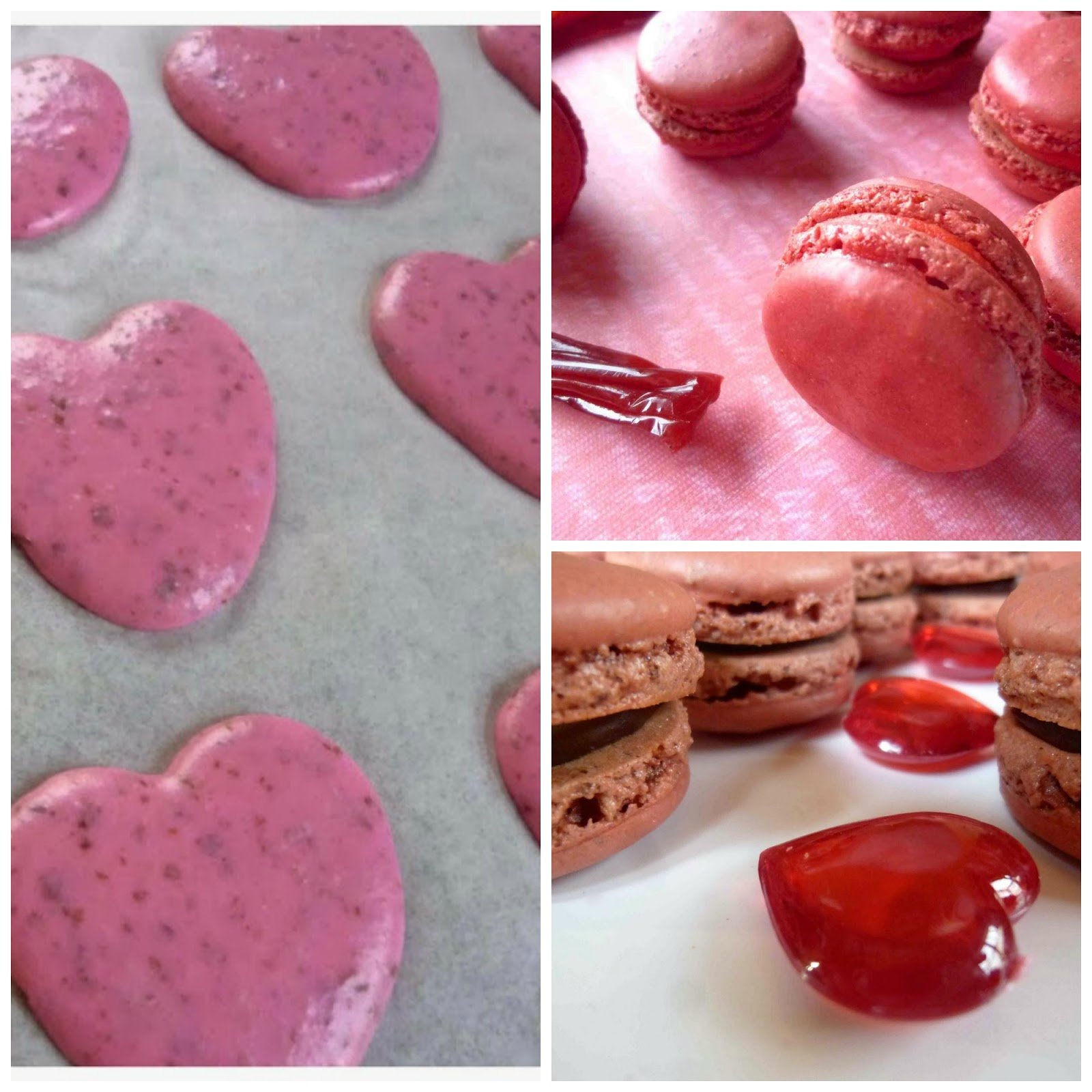 Until Then, In Honor Of Upcoming Valentines Day, Here Is A Round Up Of  Heart Shaped And Valentineu0027s Themed French Macaron Posts And Recipes To  Tide Us Over ...