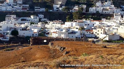 Ruinas del ingenio azucarero de Agaete
