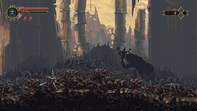 Análise: Blasphemous (Switch) é uma aventura brutal e linda ao mesmo tempo