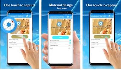 Aplikasi Screenshot untuk Android Terbaik