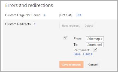 Cara Mengatasi Sitemap.xml Custom Domain