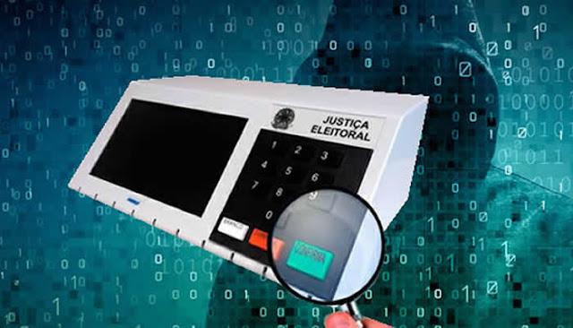 Hackers encontraram no total de 6 falhas na urna eletrônica