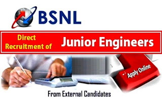 BSNL to recruit 2,700 Junior Engineers from external candidates, online registration starting on 10th July 2016