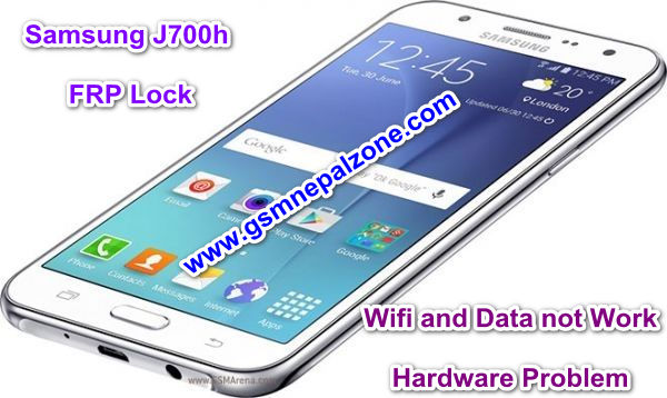 Samsung J700H Frp Lock bypass [SOLVED] without Wifi and Mobile Data