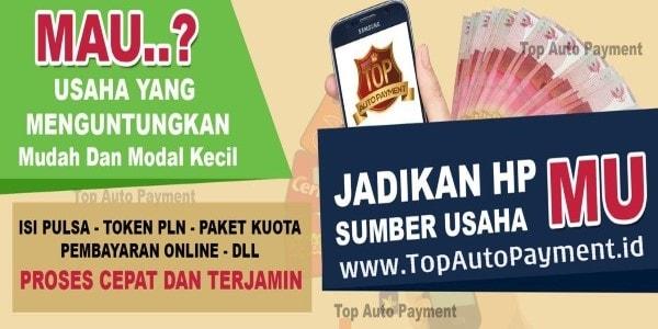 Cara Bisnis Jualan Pulsa Bersama Tap-Pulsa.com PT Topindo Solusi Komunika