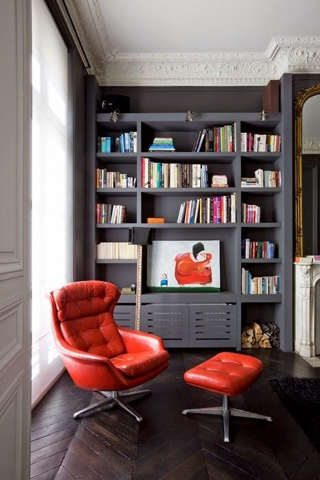 Decor Inspiration  Apartment Paris  Cool Chic Style Fashion