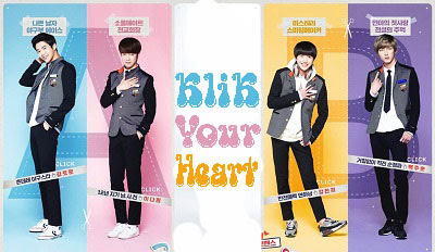 Web Drama Korea Click Your Heart