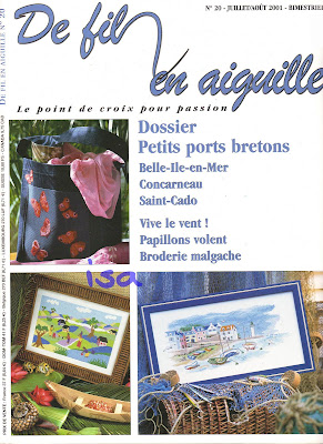 Revista: De fil en aiguille No. 20 [Francés]