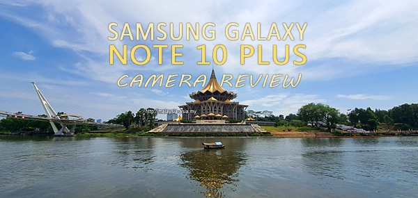 Review of Galaxy Note 10 Plus Camera