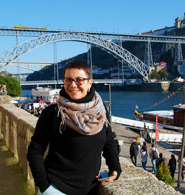 Rita Branco autora do blog o Porto encanta