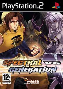 Spectral vs Generation PS2 ISO [MG-GD]
