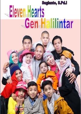 Kata Pengantar Buku Eleven Heart Gen Halilintar