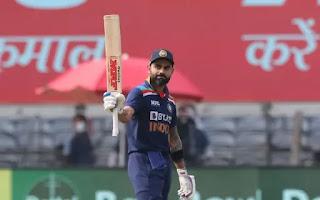 Virat Kohli 56 vs England Highlights