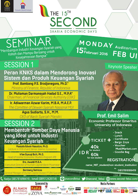 The 15th SECOND FEB UI 2016 Kampus Undip