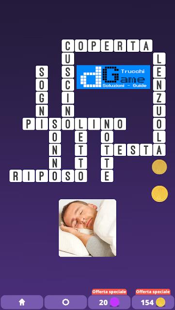 Soluzioni One Clue Crossword livello 25 schemi 14 (Cruciverba illustrato)  | Parole e foto
