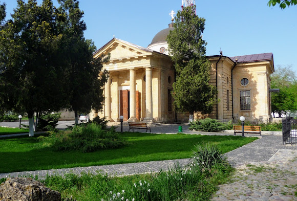 Херсон. Собор святой Екатерины. 1786 г.