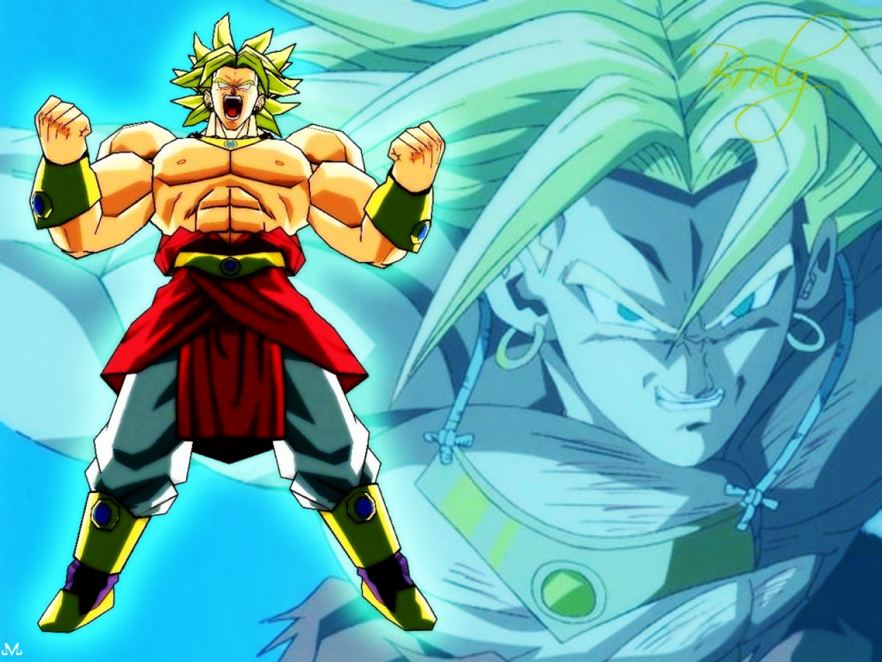 Dragon Ball Z Broly le super guerrier Télé 2 Semaines