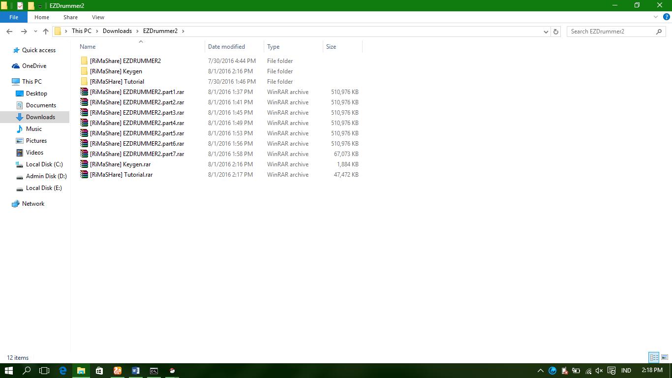 authorization code ezdrummer download