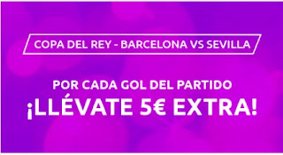 Mondobets promo Barcelona vs Sevilla 3-3-2021