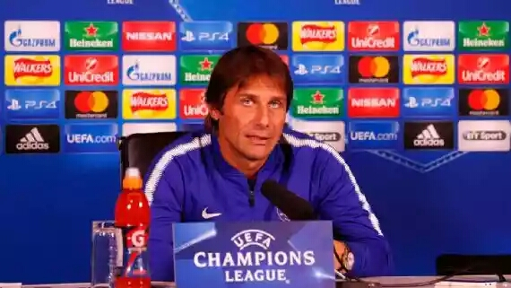 Chelsea READY To Beat Atletico Madrid'- Conte Speaks As They Are About To Face The Spanish Team In The Champions League