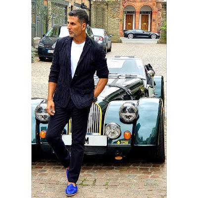 Akshay kumar Forbes list 2020