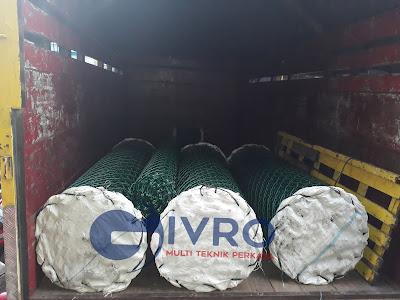 Keunggulan Kawat Harmonika PVC | Jual Kawat Harmonika PVC