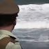 Insólito: La historia del delincuente que se metió al mar para huir de la policía en Chile.