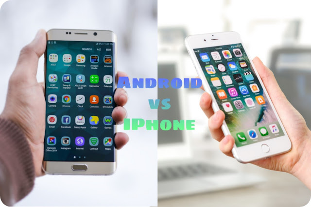differences-between-iphone-and-androidphone