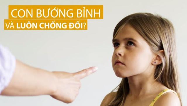 Khóa học làm thế nào để trẻ nghe lời