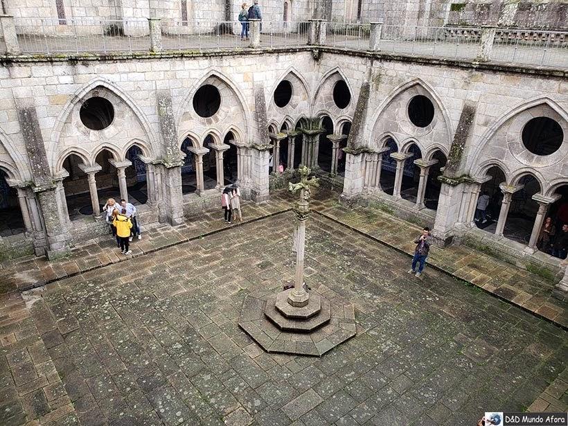 Claustro da Catedral da Sé - O que fazer no Porto, Portugal