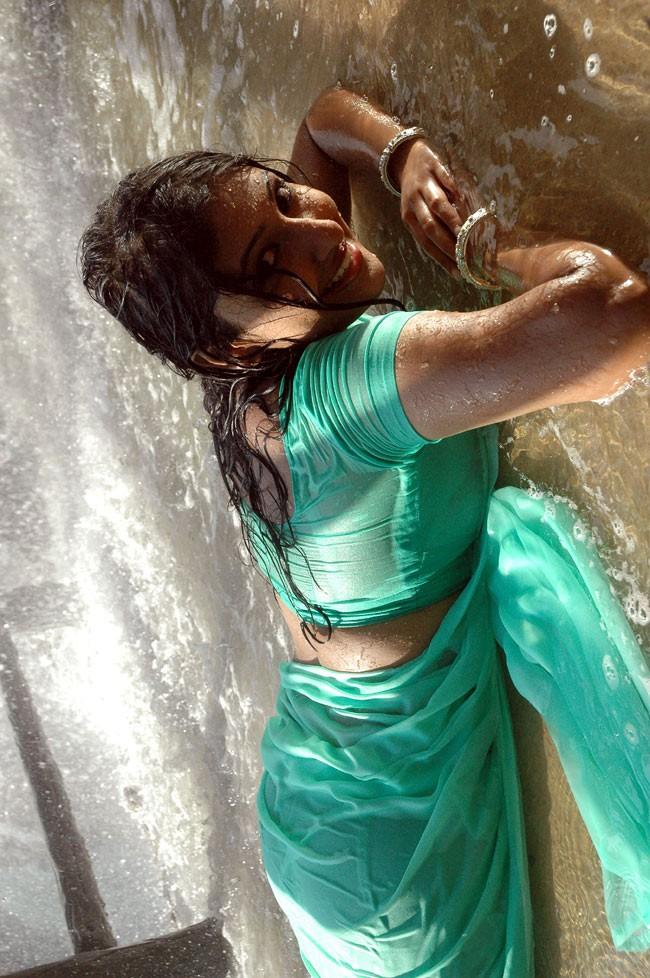 South Indian Actresses Wet Photos  South Indian Actresses -3596